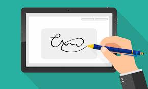日本政府拟用电子签名代替行政手续中的盖章