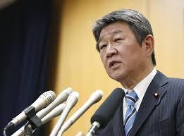 日本外相抗议中国公务船驶入尖阁附近领海