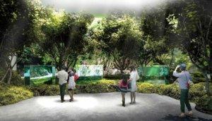 日本第一间!商场和水族馆共构KAWASUI川崎水族馆2020年7月开幕