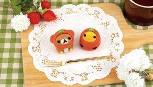 LAWSON春季角色和果子新上市!拉拉熊和鼻孔鸡再次变身成草莓和果子
