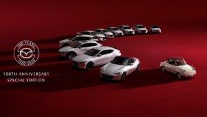 匠魂独具人马一体!MAZDA百周年纪念车款日本限时发售台湾还得再等等