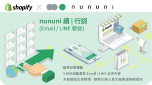 台湾团队开发nununi AI技术上线日本Shopify
