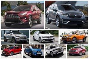 Toyota RVA4百万销售指日可待?2019全球休旅销售排名出炉