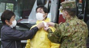 日本自卫队疫情下灾害派遣大部分为防疫指导