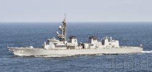 日本5月上旬将派第2批护卫舰前往中东