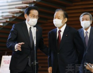 聚焦:岸田因新冠对策在自民党内评价下降