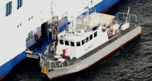 日本海保为防止新冠感染严加注意