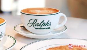 RALPH'S COFFEE OMOTESANDO:Polo衫品牌开设的时尚咖啡厅!