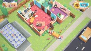 《Moving Out胡闹搬家》挑战你与家人的默契!继《动物森林》的超人气游戏正式上市!