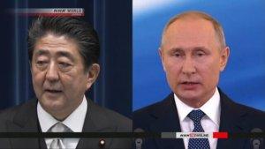 日俄领导人通电话讨论合作抗疫等问题
