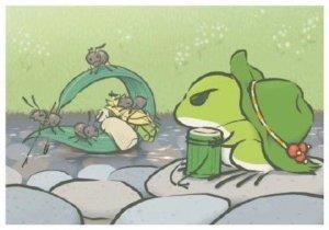 《旅行青蛙》要拍成电影了!故事大纲曝光…网笑绝对会爆红