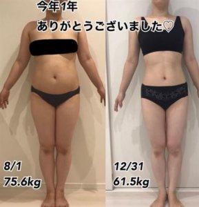 大肚腩变马甲线!人妻每天玩健身环8个月铲肉20公斤