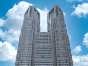 新宿都厅可以变成机械人?