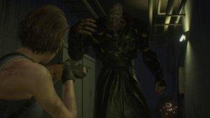 《恶灵古堡3 重制版》制作花絮公开,看吉儿vs.追迹者初遇袭击实际演出如何拍摄制作