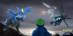 《Pokémon GO》新神兽终于即将到来,白阳宝可梦「莱希拉姆」即将率先登场