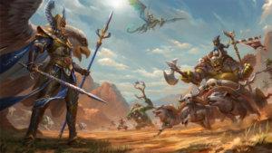 《Warhammer II》推出全新DLC「THE WARDEN & THE PAUNCH」高等精灵VS绿皮世仇间不可错过的史诗级战役