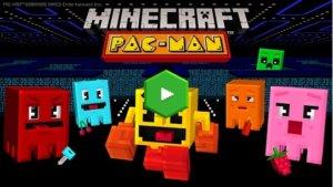 《小精灵》欢庆系列40周年,与《Minecraft 我的世界》合作推出专属DLC「Pac-Man」下载