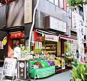 喜欢「焙茶」的推荐位于日本桥的「森乃园」