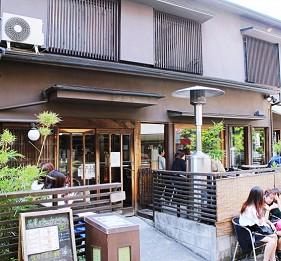 神乐坂/「茶寮」:小京都的抹茶名店