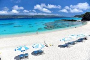 去冲绳本岛旅行,不可错过的5处绝美海滩
