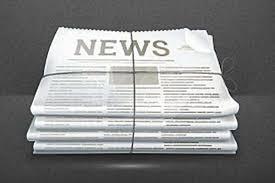 调查显示获取新冠信息渠道中报纸信赖度最高