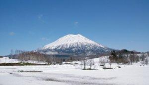 「虾夷富士」羊蹄山:最像富士山!
