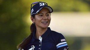 高尔夫》那些年的球后系列4:「日本甜心」宫里蓝