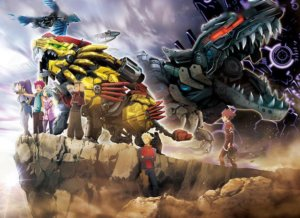 TV动画「索斯机械兽WILD ZERO」宣布从33话开始延播