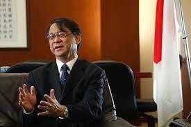 泉裕泰:日本仍会强力支持台湾参与WHA