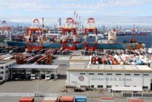 快讯:日本4月出口同比减少21.9%