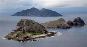 自民党小组要求用一切手段阻止中国船驶入领海