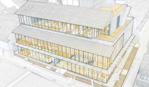 中川政七商店首间复合式商业设施预计2020秋季于奈良开幕