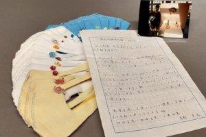 疫起加油日本医院工作者手作爱心口罩到陶博