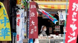 担心天热戴口罩易中暑日本厂商加紧研发凉感口罩