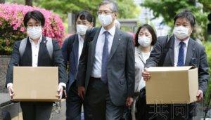 日本律师等就赏樱会疑云向检方举报安倍