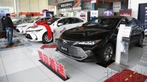 丰田4月在华新车销量由跌转升