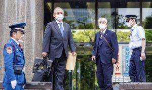 日本检察部门前高官提交意见书反对检察官延迟退休