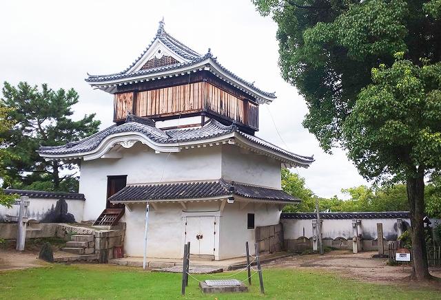 岡山城月見櫓