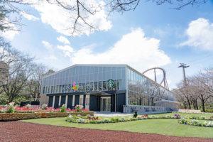 全球首间温室植物园星巴克门市@东京