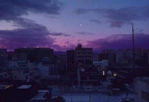 善游美景 | 夕阳下的东京,美的仿佛打开了异世界的大门