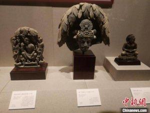 平山郁夫藏丝路文物长沙展出 192件(套)文物精品见证丝路精神