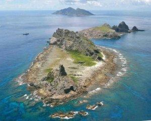反击日本改名中国发布50处钓鱼岛附近地理名称