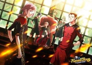 足球多媒体企划《Futsal Boys!!!!!》释出新学校「皇花山学园高等部」情报!角色原案由「星野リリィ」担任!