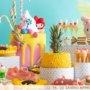 Hello Kitty主题甜点吃好吃满!大阪超人气吃到饱回来啦