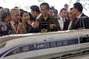 中日高铁大战再开!中国抢走订单却迟迟未能完工,印尼政府打算再找日本帮忙