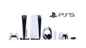 改为白色主体外观!PS5主机、周边样貌亮相同步推出数位版主机