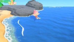 夏季到了就是要玩水!《动物森友会》7月开放海域浮潜8月免费更新烟火内容