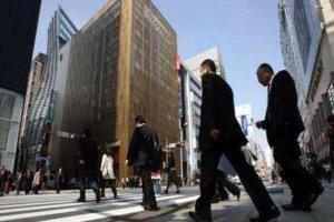 日本经济衰退或超全球经济萎缩程度