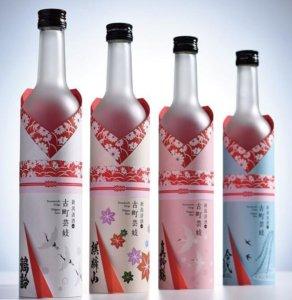以新潟清酒与艺妓为元素的日本酒包装设计荣获美国金奖