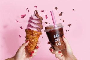 大阪难波、心斋桥浓厚巧克力专卖店「SOCOLA」的冲击幸福感就算是排队也要吃到!